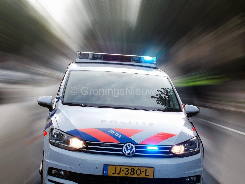 Politie houd mannen aan voor beroving