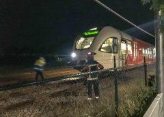 Fiets op het spoor gegooid nabij station Winschoten
